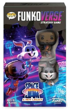 Funkoverse - Space Jam 2 A New Legacy 100 2-pack