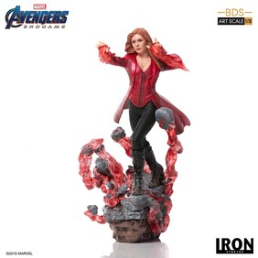 Avengers 4: Endgame - Scarlet Witch 1:10 Scale Statue