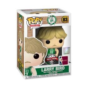 NBA: Celtics - Larry Bird (Away Uniform) US Exclusive Pop! Vinyl