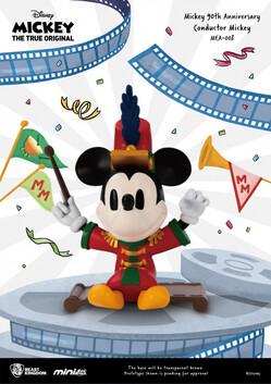Mini Egg Attack Mickey 90th Anniversary Mickey Mouse Conductor
