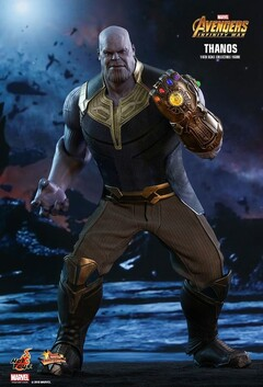 """Avengers 3: Infinity War - Thanos 12"""" 1:6 Scale Action Figure"""