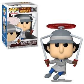 Inspector Gadget - Gadget Flying Pop! Vinyl