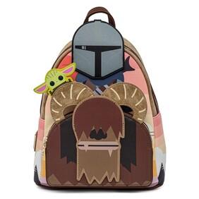 Star Wars: The Mandalorian - Bantha Ride Mini Backpack