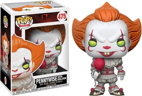 It (2017) - Pennywise with Balloon US Exclusive Pop! Vinyl