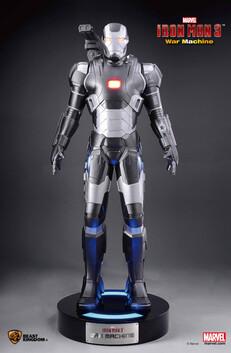 Iron Man 3 War Machine 2.0 Life Size Figure