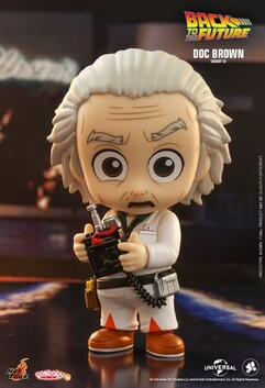 Back to the Future - Doc Brown Cosbaby
