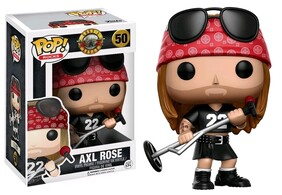 Guns 'n' Roses - Axl Rose Pop! Vinyl
