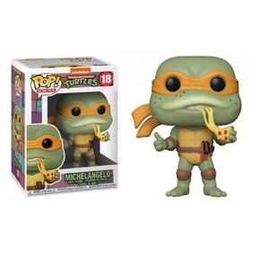 Teenage Mutant Ninja Turtles - Michelangelo Retro Pop! Vinyl