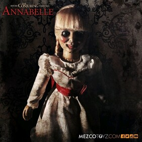 The Conjuring - Annabelle Prop Replica Doll