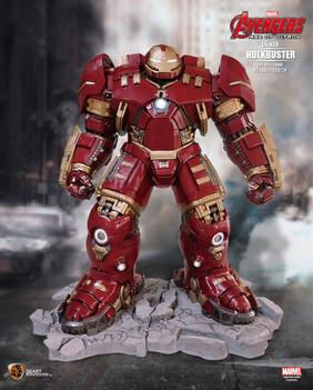 Avengers Age of Ultron Hulkbuster Life Size Figure