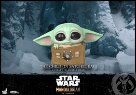 Star Wars: The Mandalorian - Child with Bag Cosbaby