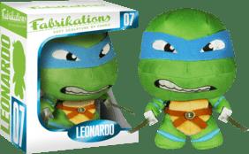 Teenage Mutant Ninja Turtles - Leonardo Fabrikations Plush