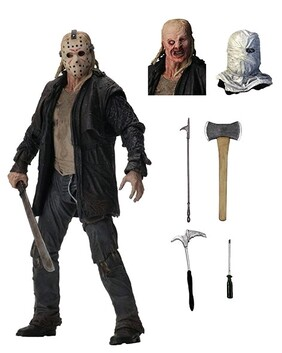 """Friday the 13th - Jason Ultimate 7"""" Action Figure"""
