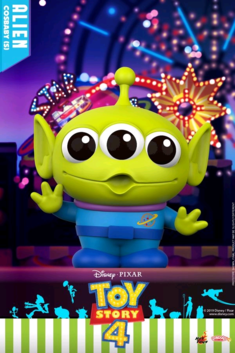 Toy Story - Alien Cosbaby