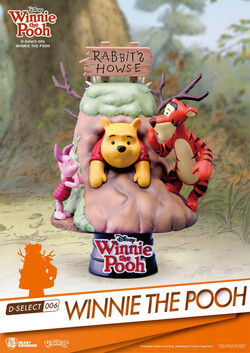 D Select Winnie the Pooh