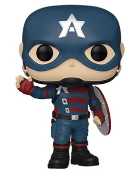 The Falcon and the Winter Soldier - John F Walker Pop! Vinyl