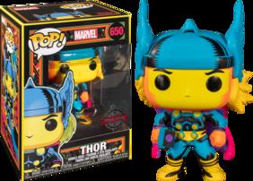 Thor - Thor Black Light US Exclusive Pop! Vinyl