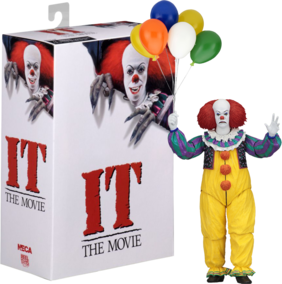 """It - Pennywise 7"""" Action Figure"""