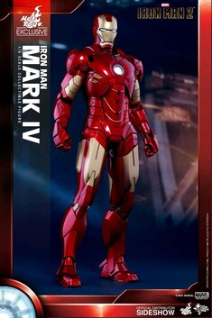 """Iron Man 2 - Mark IV 12"""" 1:6 Scale Action Figure Exclusive"""