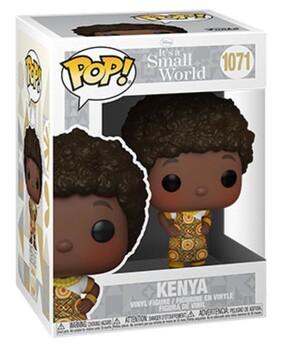 Disney - It's A Small World Kenya Pop! Vinyl