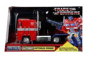 Transformers - Optimus Prime G1 1:24 Hollywood Ride