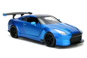 Fast and Furious 8 - '09 Nissan GT-R Bensopra 1:24 Scale Hollywood Ride