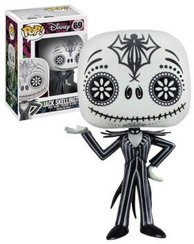 The Nightmare Before Christmas - Jack (Day of the Dead) Pop! Vinyl