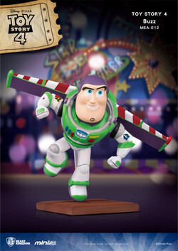 Mini Egg Attack Toy Story 4 Buzz Lightyear