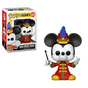 Mickey Mouse - 90th Anniversary Concert Mickey Pop! Vinyl