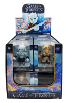 THE LOYAL SUBJECTS Game Of Thrones Action Vinyls Window Box Assortment