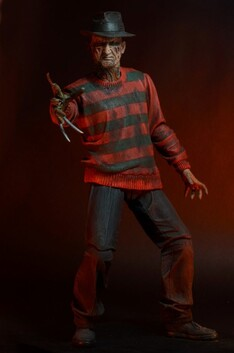 """A Nightmare on Elm Street - 7"""" Freddy 30th Anniversary Action Figure"""