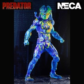 """The Predator - 7"""" Thermal Vision Fugitive Action Figure"""