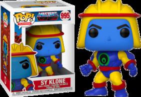 Masters of the Universe - Sy Klone Pop! Vinyl