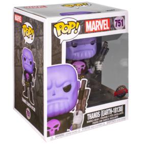"Marvel - Punisher Thanos 6"" US Exclusive Pop! Vinyl"