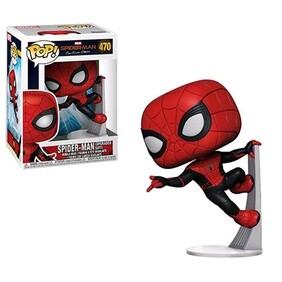 Spider-Man: Far From Home - Spider-Man Upgraded Suit Pop! Vinyl