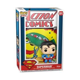 Superman - Action Comics Pop! Comic Cover