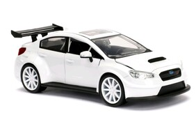 Fast and Furious 8 - Mr Little Nobody's Subaru WRX STI 1:24 Scale Hollywood Ride