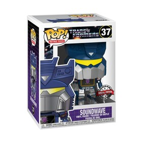 Transformers - Seige Soundwave US Exclusive Pop! Vinyl
