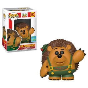 Toy Story - Mr. Pricklepants SDCC 2019 US Exclusive Pop! Vinyl