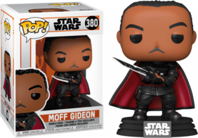 Star Wars: The Mandalorian - Moff Gideon Pop! Vinyl
