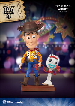 Mini Egg Attack Toy Story 4 Woody
