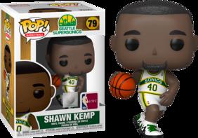 NBA Legends - Shawn Kemp (Sonics Home) Pop! Vinyl