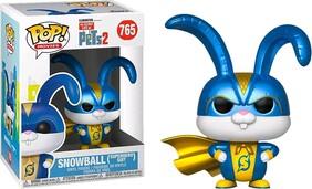 Secret Life of Pets 2 - Snowball Superhero Pop! Vinyl