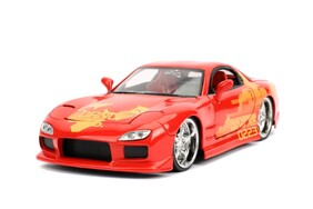 Fast and Furious - '93 Mazda RX-7 1:24 Scale Hollywood Ride