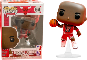 Michael Jordan Chicago Bulls Pop! Vinyl Figure