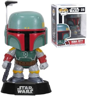 Star Wars - Boba Fett Pop! Vinyl