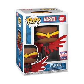 Marvel Comics - Falcon SDCC 2021 US Exclusive Pop! Vinyl [RS]
