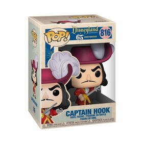 Disneyland 65th Anniversary - Captain Hook Pop! Vinyl
