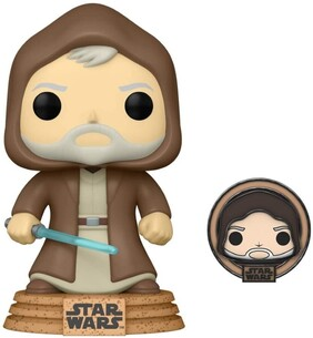 Star Wars: Across the Galaxy - Obi-Wan US Exclusive Pop! Vinyl with Pin [RS]