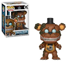 Five Nights at Freddy's: The Twisted Ones - Twisted Freddy Pop! Vinyl